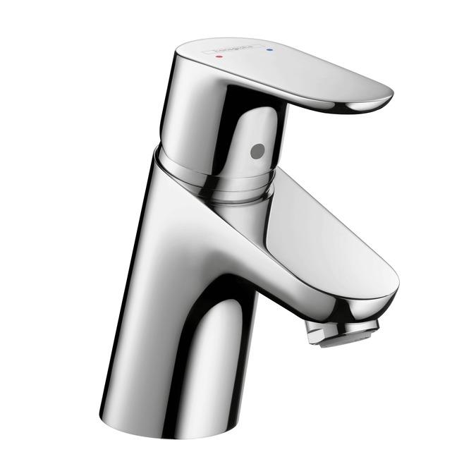 Hansgrohe FOCUS 70 mosdó csaptelep Push-Open leeresztő szeleppel