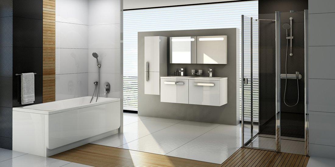 RAVAK fürdőszoba