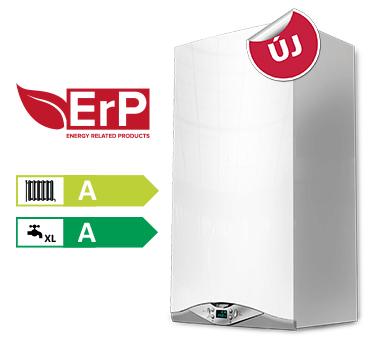 Ariston Cares Premium 24 EU fali kondenzációs kombi gázkazán