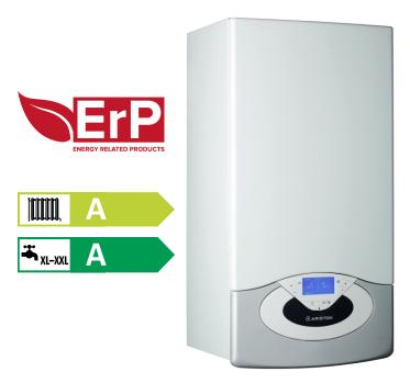 Ariston Genus Premium EVO EU 24 fali kondenzációs kombi gázkazán