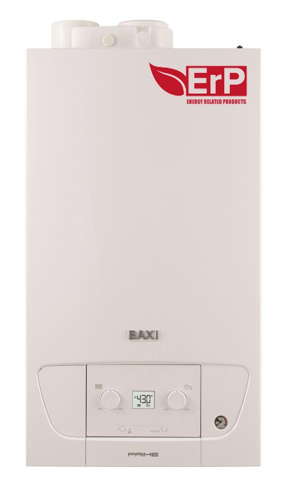 BAXI Prime 24 ERP kombi kondenzációs fali gázkazán