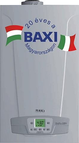 BAXI Luna Duo-Tec 24+ ERP kondenzációs kombi gázkazán