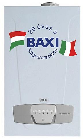 BAXI Luna PLATINUM 24 kondenzációs kombi gázkazán