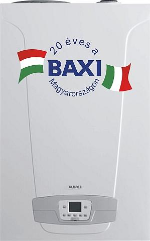 BAXI Nuvola Duo-Tec 16 kondenzációs gázkazán 45 literes beépített tárolóval