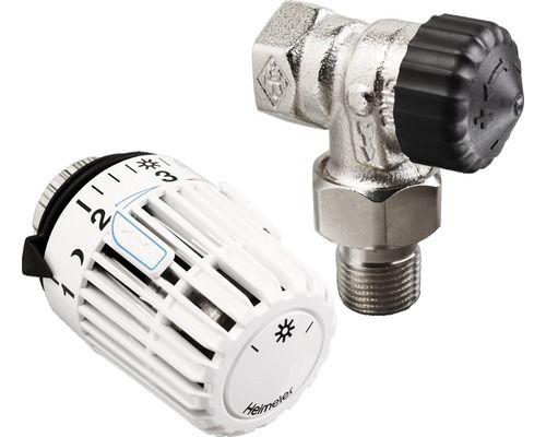 Radiátor szelepek, termosztátok