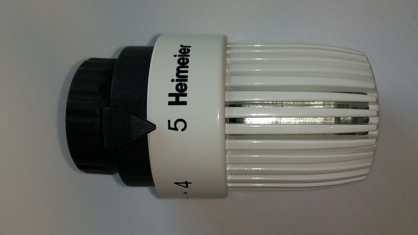 HEIMEIER D-ÉG S termosztátfej M 30x1,5