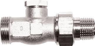 Herz RL-1 visszatérő szelep 1/2 egyenes KM
