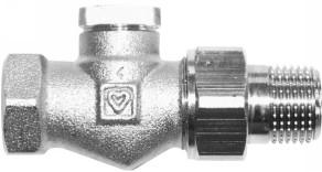 Herz RL-1 visszatérő szelep 1/2 egyenes