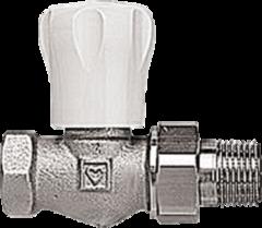 Herz GP 1/2 egyenes radiátor szelep (kézi)