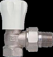 Herz GP 1/2 sarok radiátor szelep (kézi)