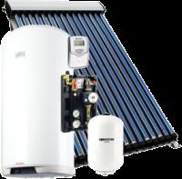 Kék Solar napkollektor csomag 2 fő részére